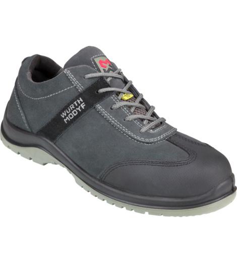Foto de Zapatos de seguridad S1P ESD SRC Leo gris
