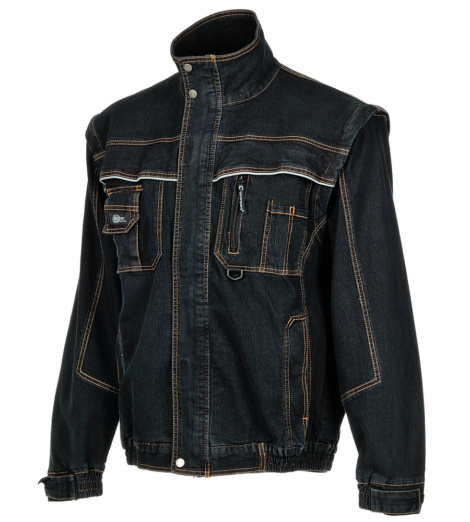 Photo de Veste de travail Denim