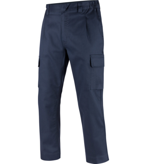 Photo de Pantalon de travail Soudeur EN 11611, EN 11612 Würth MODYF Marine