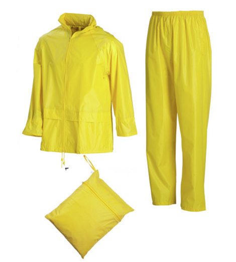 Photo de Ensemble de pluie Storm jaune