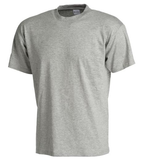 Foto de Camiseta de Trabajo Star Gris