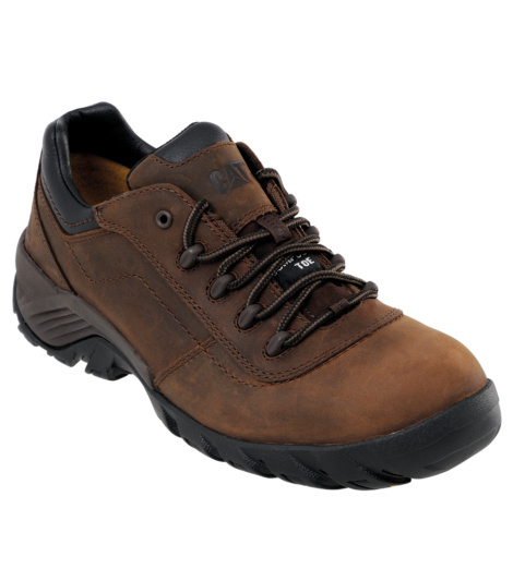Photo de Chaussures de sécurité Caterpillar Terbium S1P marrons