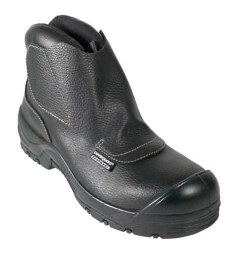 Photo de Chaussures de sécurité montantes Fusion S3 SRA HRO noires