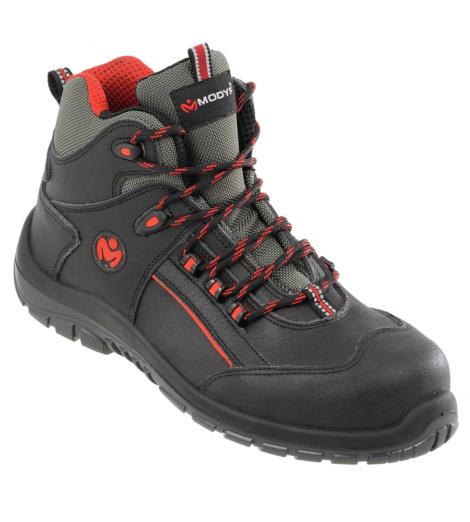 Photo de Chaussures de sécurité montantes Adventure S3 SRC noires