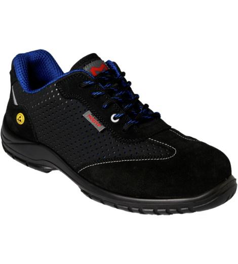 Foto de Zapato de seguridad S1P ESD Magnum negro
