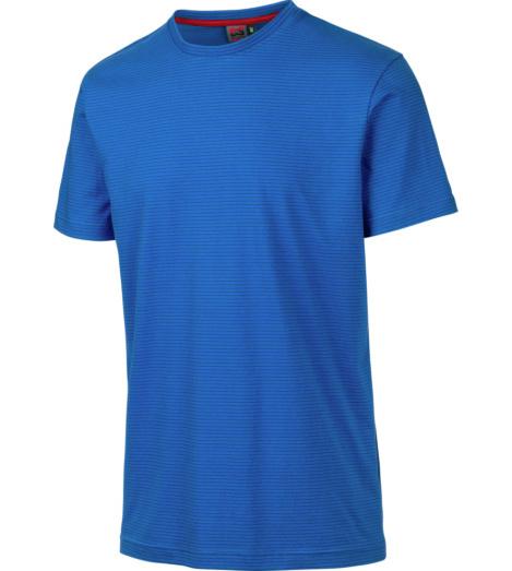 Foto von Arbeits T-Shirt Apus ESD blau
