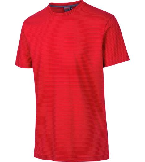 Foto von Arbeits T-Shirt Apus ESD rot