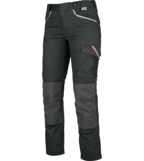 Photo de Pantalon de travail femme Stretch X Würth MODYF anthracite
