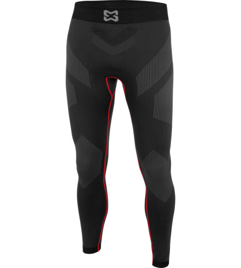 Foto von Unterwäsche Long tight Basic schwarz rot