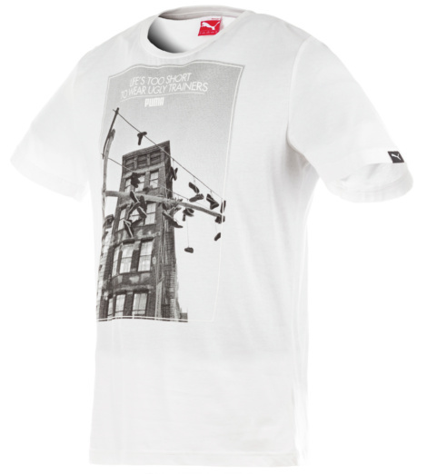 foto di T-shirt Sneaker TAG bianco