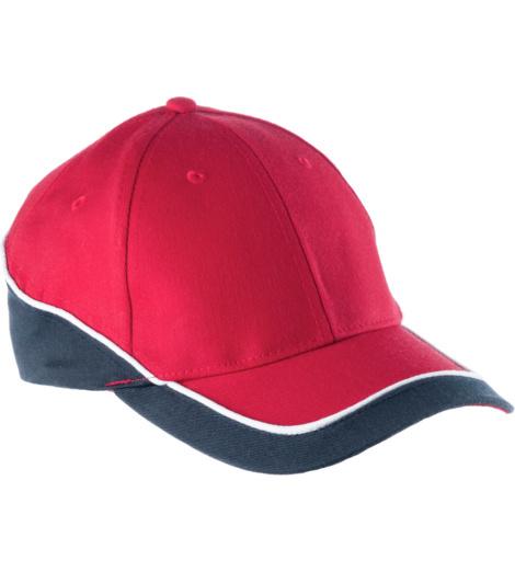 foto di Cappellino Racing rosso