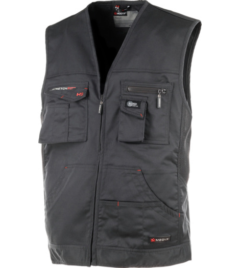 Photo de GILET MODYF STRETCHFIT HR ANTHRACITE