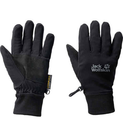Foto von Jack Wolfskin Supersonic XT Handschuh black