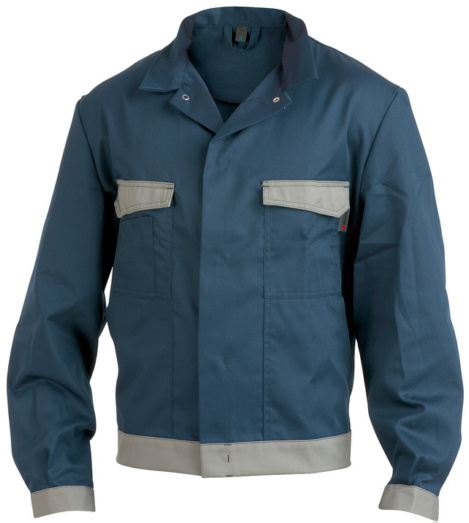 Foto von Bundjacke Eco Plus blau