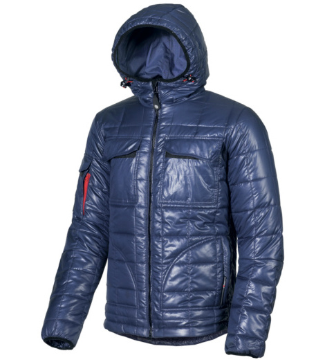Foto von U-Power Bundjacke Skyline blau