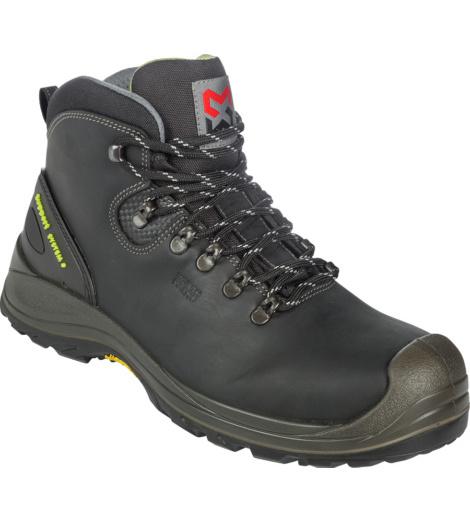 Photo de Chaussures de sécurité montantes Flexitec Arcori S3 noires