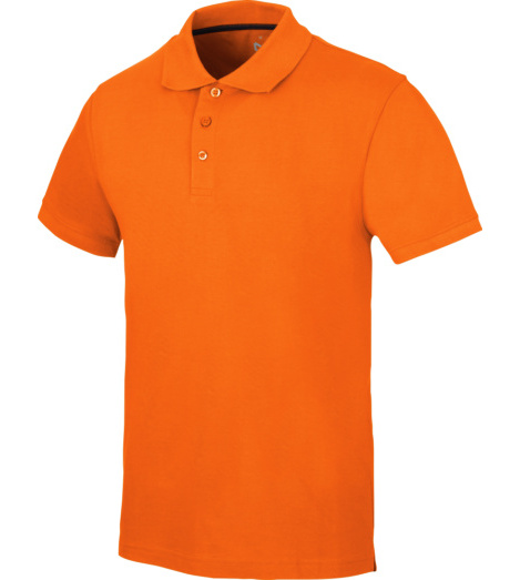 Foto von Poloshirt Job+ orange
