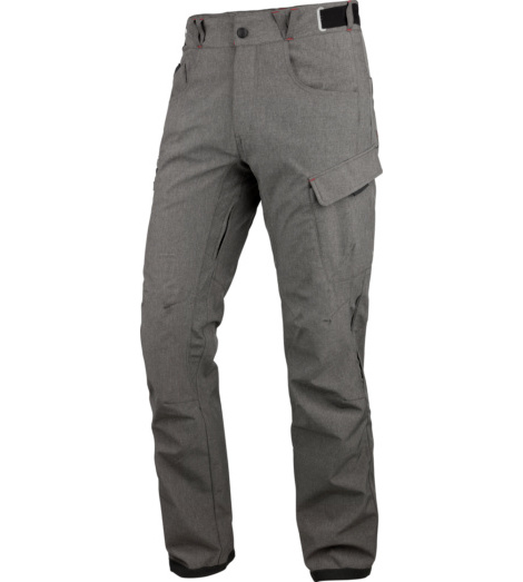 Photo de Pantalon de travail Softshell Artic Würth MODYF gris