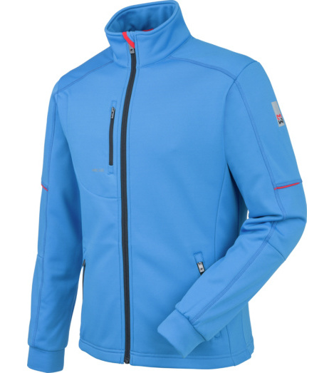 Photo de Veste de travail Power Stretch One Bleu Royal