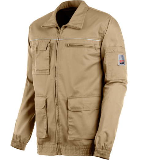 Photo de Veste de travail Classic Würth MODYF beige