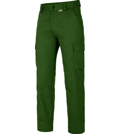 Photo de Pantalon de travail Classic Würth MODYF vert