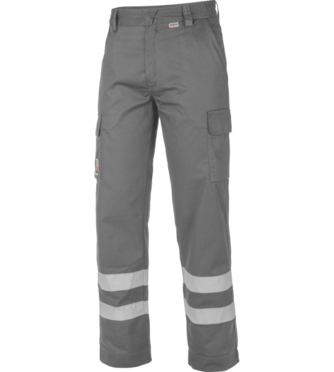 Photo de Pantalon de travail Classic Reflex Würth MODYF gris