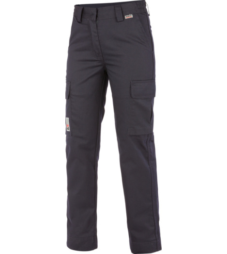 Photo de Pantalon de travail femme Classic Würth Modyf marine