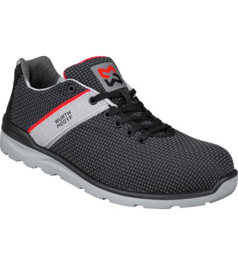 Photo de Chaussures de sécurité S3 Cetus Würth MODYF noires/grises
