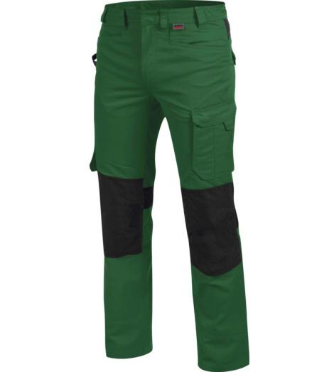Photo de Pantalon de travail cetus würth modyf vert/noir