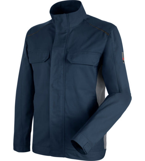Photo de Veste de travail Cetus Würth MODYF bleu/gris