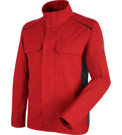 Photo de Veste de travail Cetus Würth MODYF rouge/anthracite