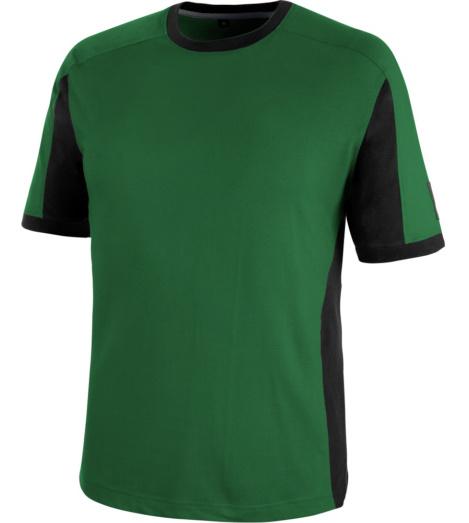foto di T-shirt Cetus verde