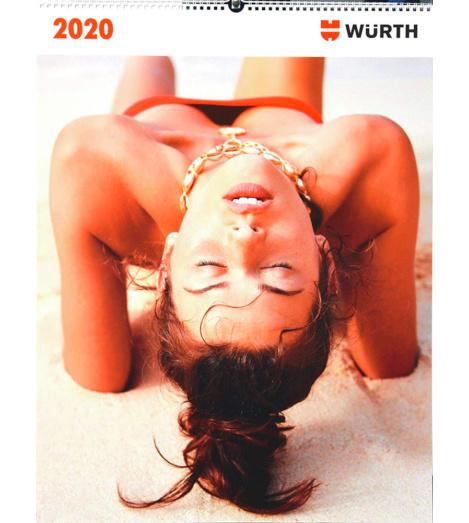 Foto von Würth Kalender 2020