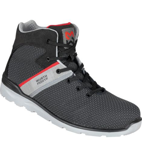 Chaussures de sécurité Montantes S3 SRC Cetus Würth MODYF Noires