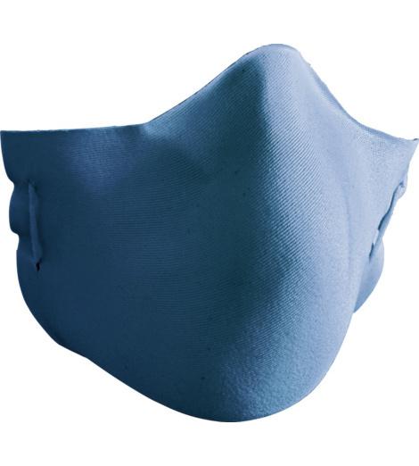 Waschbare Mund- und Nasenmaske mit trageangenehmen Eigenschaften, nachhaltig in Deutschland hergestellt und widerverwendbar