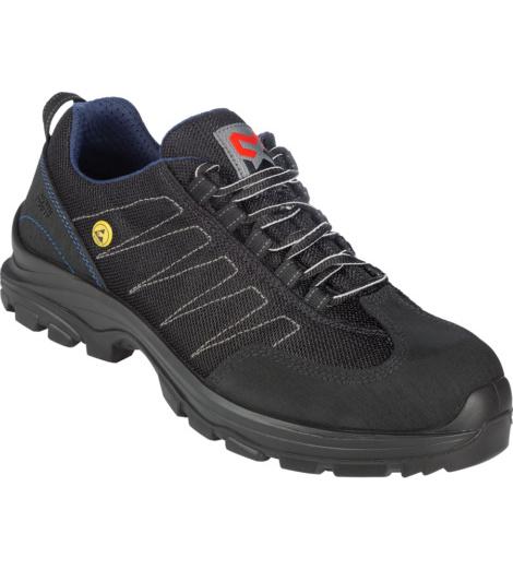 Foto de Zapato de Seguridad S1 ESD Flexitec Insider Negro