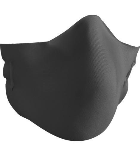 Foto von Mund-Nasen Maske 5er Pack anthrazit