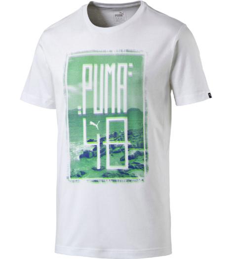 foto di T-shirt Puma Photographic