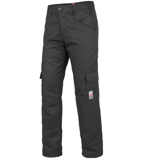 Photo de Pantalon de travail femme Cargo Würth MODYF noir