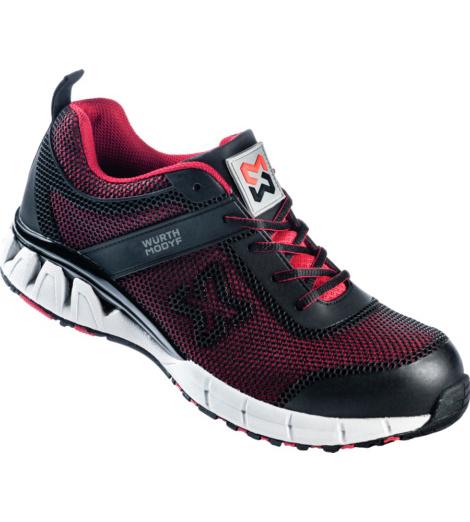 Foto de Zapato de Seguridad S1 Active X Rojo