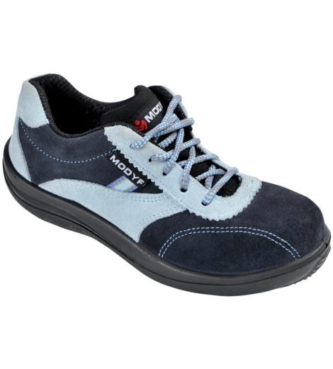 Foto de Zapato de Seguridad S1P Woman Azul