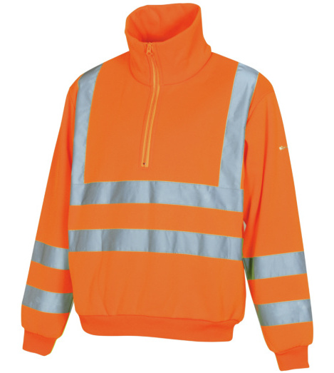 Photo de Sweat de travail Würth MODYF haute-visibilité orange
