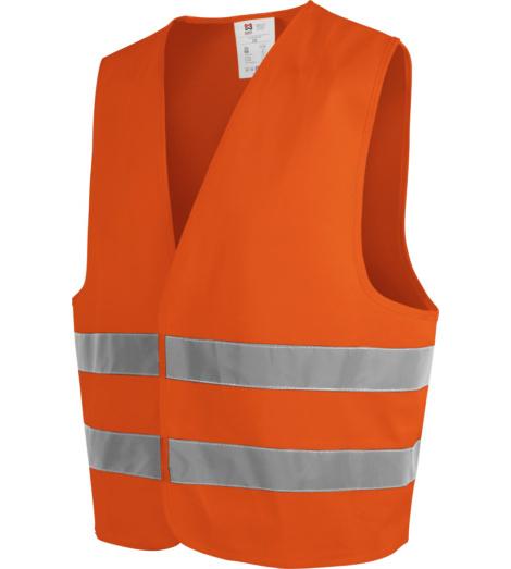 Photo de Gilet Haute-visibilité Taille unique EN20471 Würth MODYF Orange