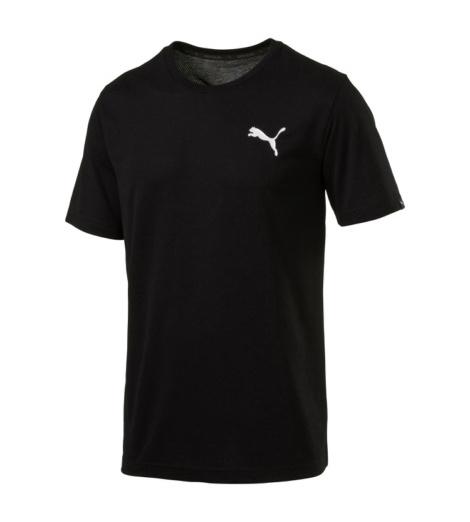 foto di T-shirt Puma Active Tee nera