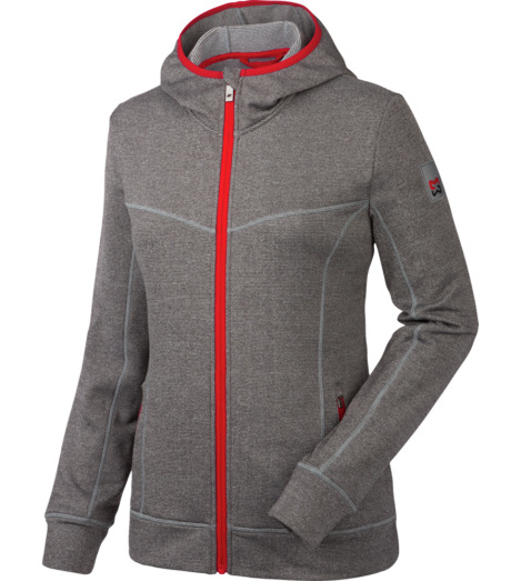 foto di Micropile grigio donna Aquarius full zip