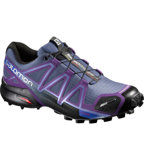 foto di Scarpa donna Salomon Speedcross 4 CS viola