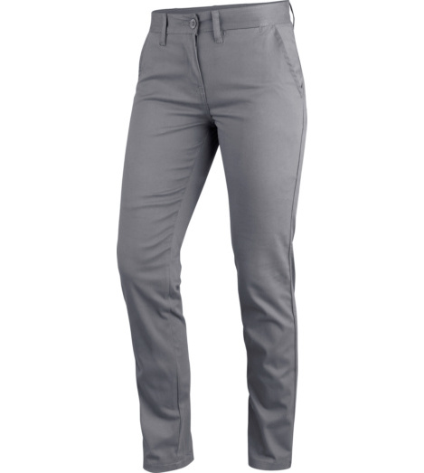 Photo de Pantalon professionnel femme en Chino Würth MODYF gris