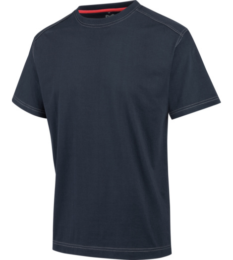 Foto von Arbeits T-Shirt marineblau