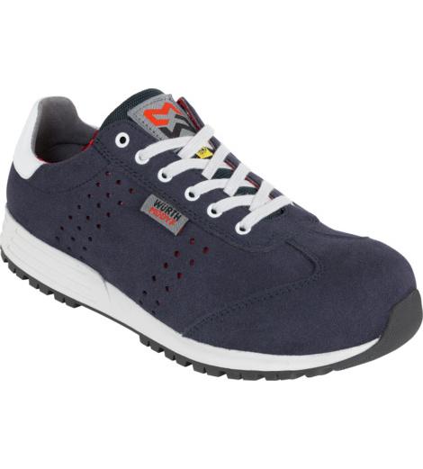 Foto de Zapato de seguridad S1P ESD nature azul
