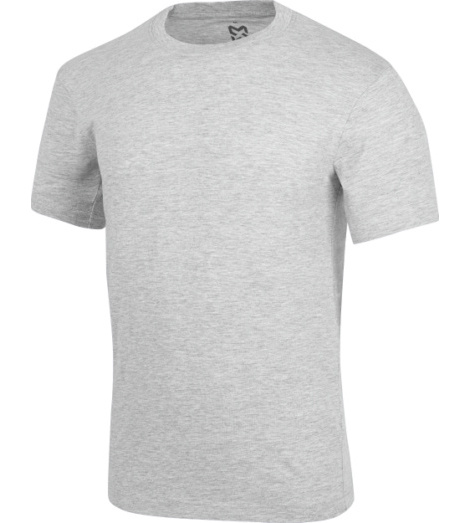 Photo de Lot de 5 tee-shirts de travail Würth MODYF gris
